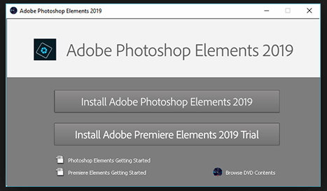 install elements 2018