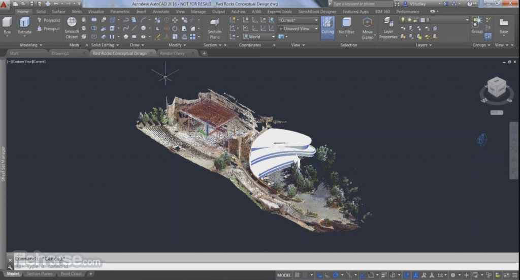 Free Download Autodesk AutoCAD 2017 Full Version For PC