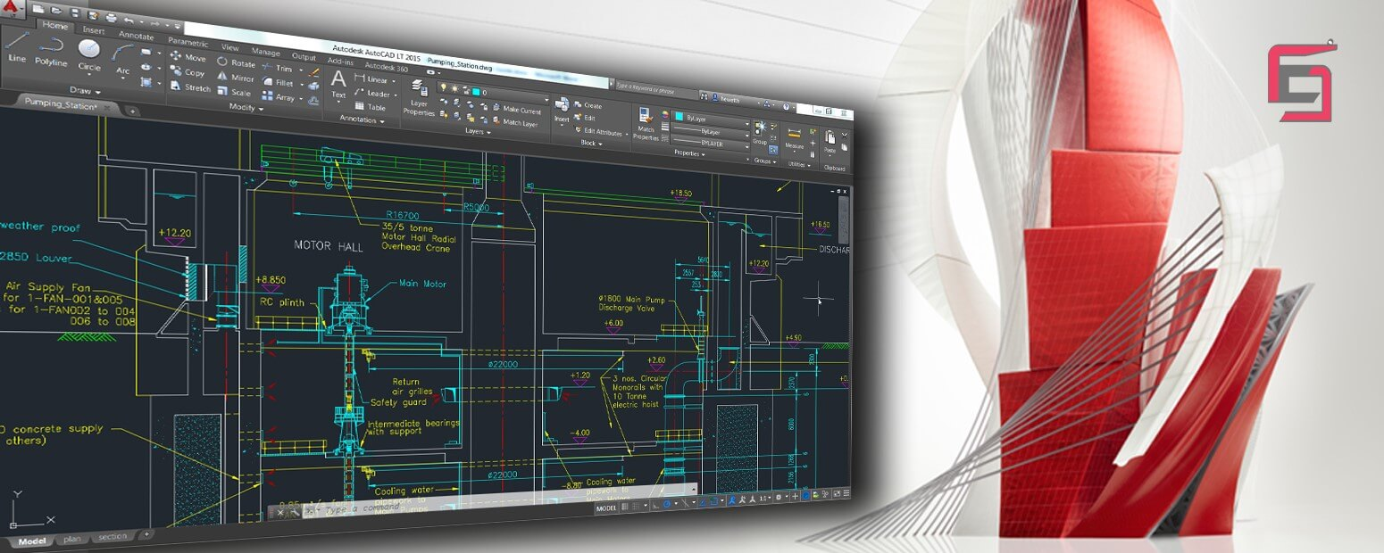 AutoCAD 2019 Cover