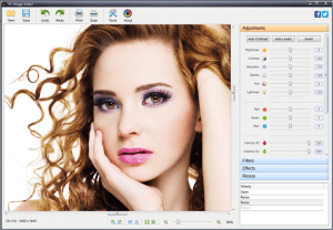PC Image Editor Features