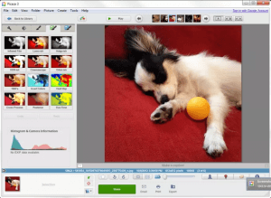 features of picasa