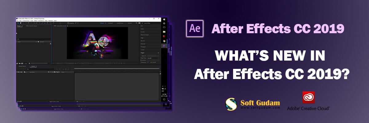 Adobe after effects Features