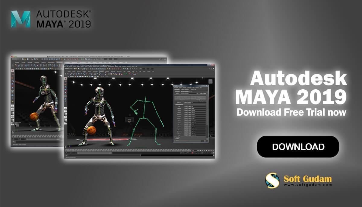 Autodesk Maya 2019