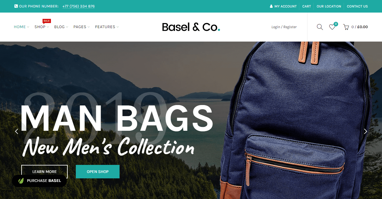 basel theme download