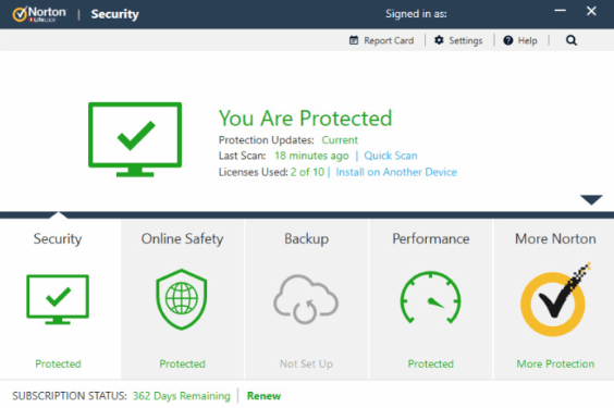 norton free antivirus