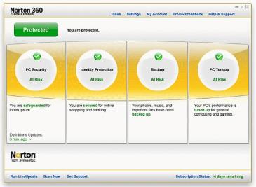 norton features antivirus free