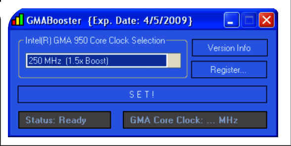 GMABooster 2.1b Download