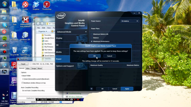 GMABooster Intel Hd Graphics