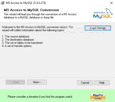 access2Mysql  download