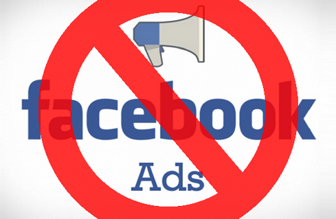 Facebook Ads Block