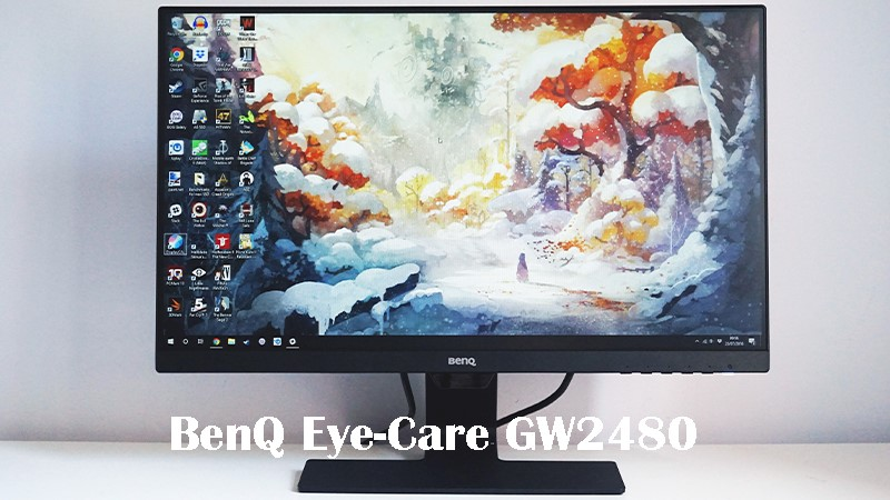 BenQ Eye-Care GW2480