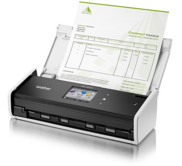 BROTHER ADW-1600Wsheet fed  scanner