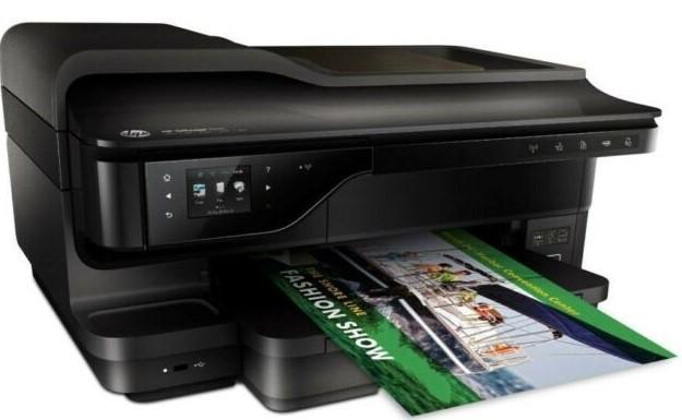 HP Officejet 7612 A3 printer  scanner