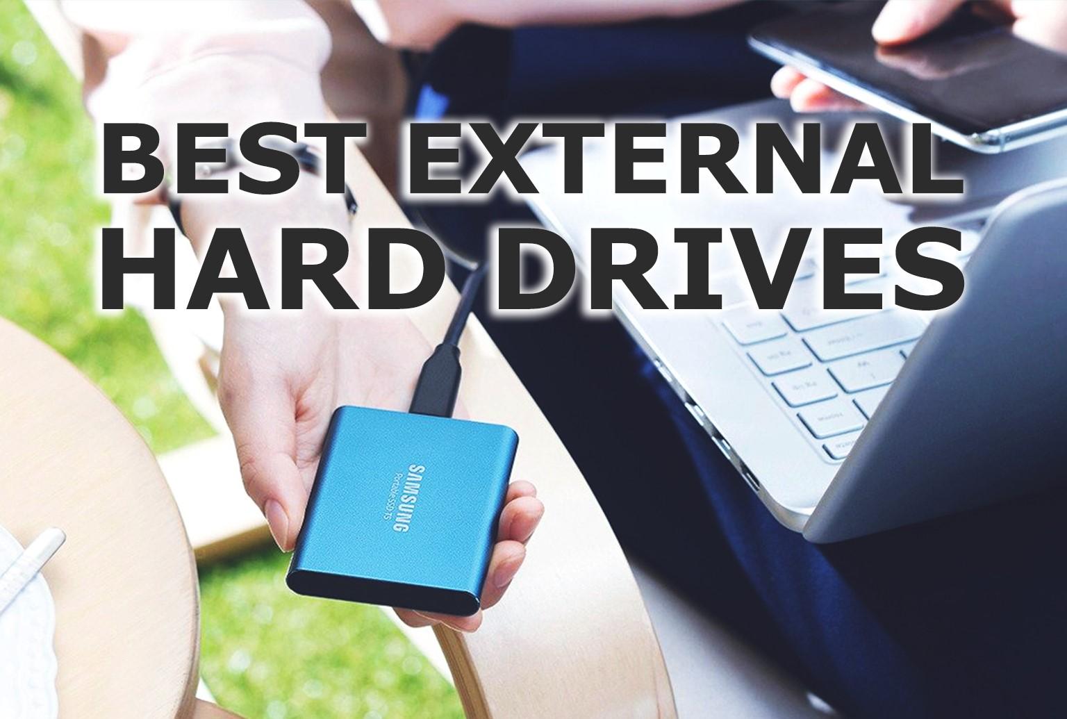 best hard drives
