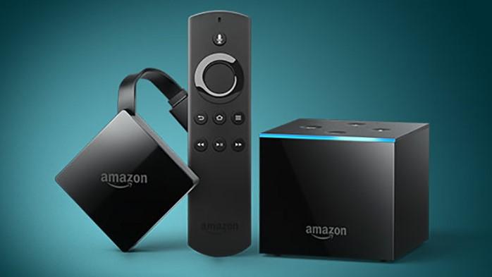 Amazon Fire TV Cubeperf