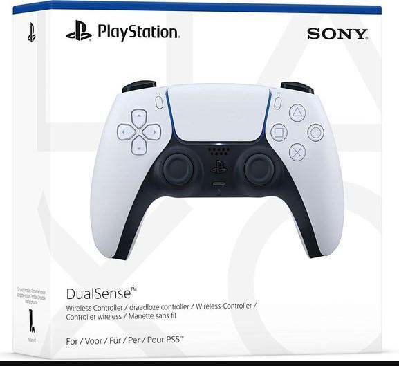 PlayStation dual sense wireless controller