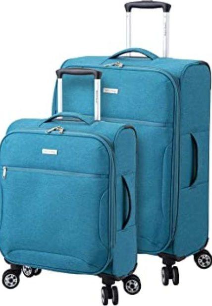 Regent Square Travel - Expandable Softside Luggage