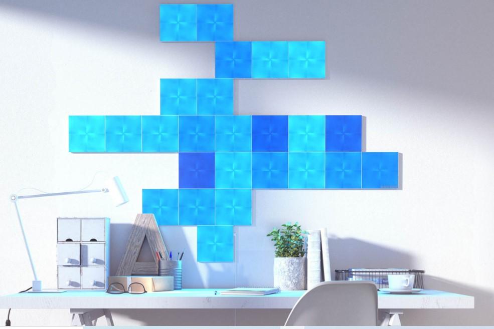 Nanoleaf Canvas Smart Light panels