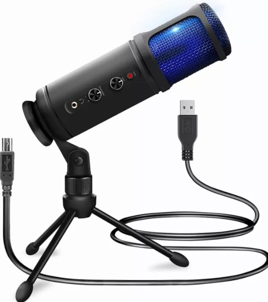 USB PC Recording Condenser Microphone