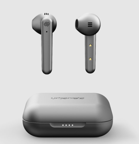 Urbanista Stockholm plus true wireless earbuds.