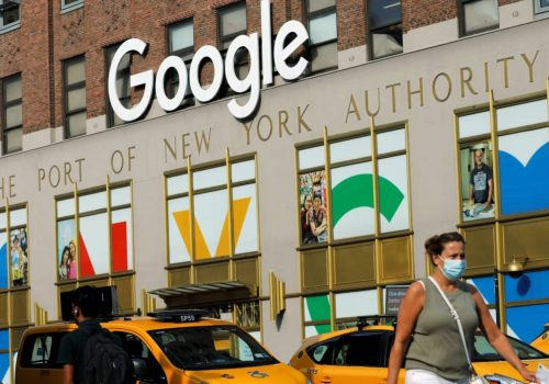 Recently Google has invested in new work with $2.1 billion for office purchase
